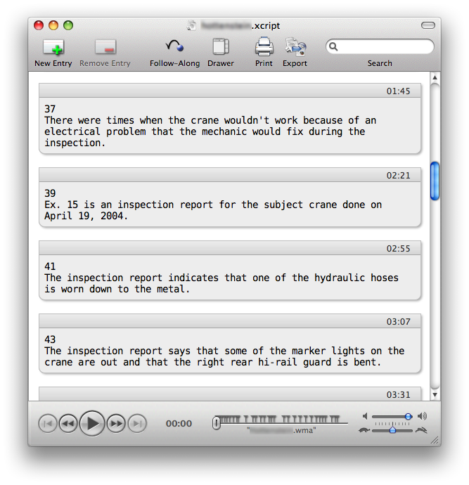 Voice notes and Transcriva - All this