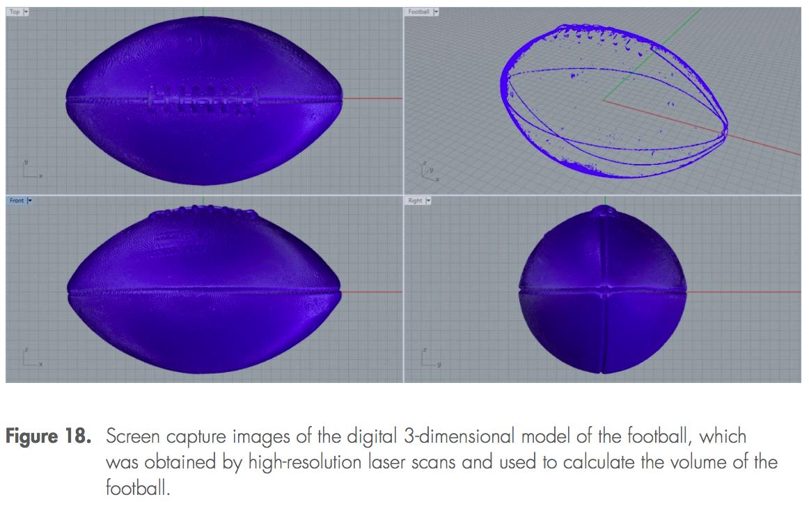 Exponent 3D scan figure