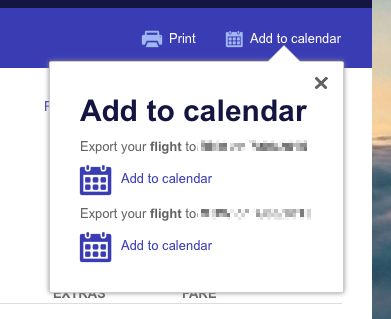 Southwest Calendar Files