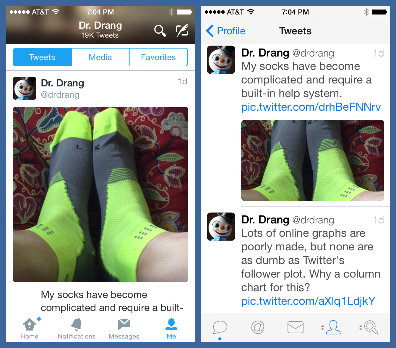 Twitter and Tweetbot images
