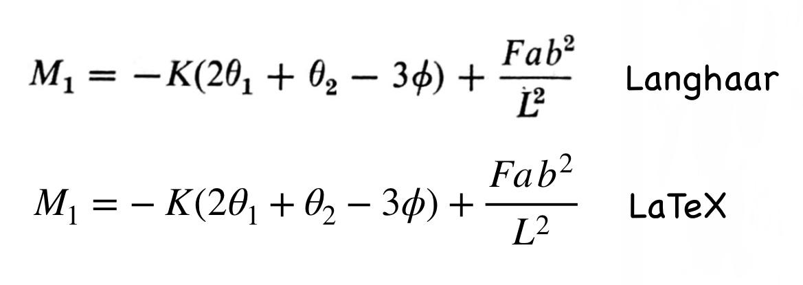 Wiley vs LaTeX