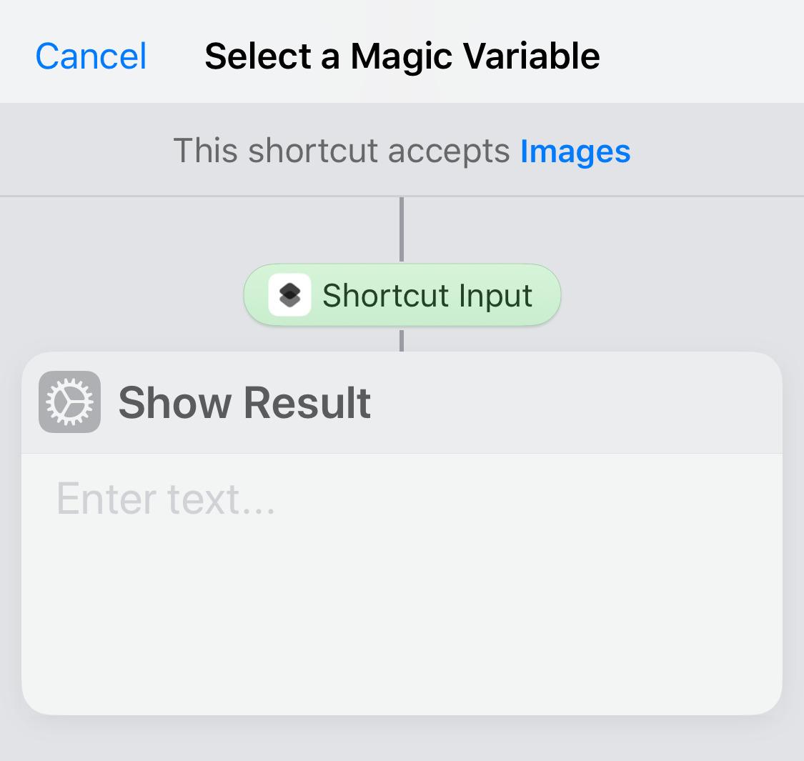 Show Magic Variables
