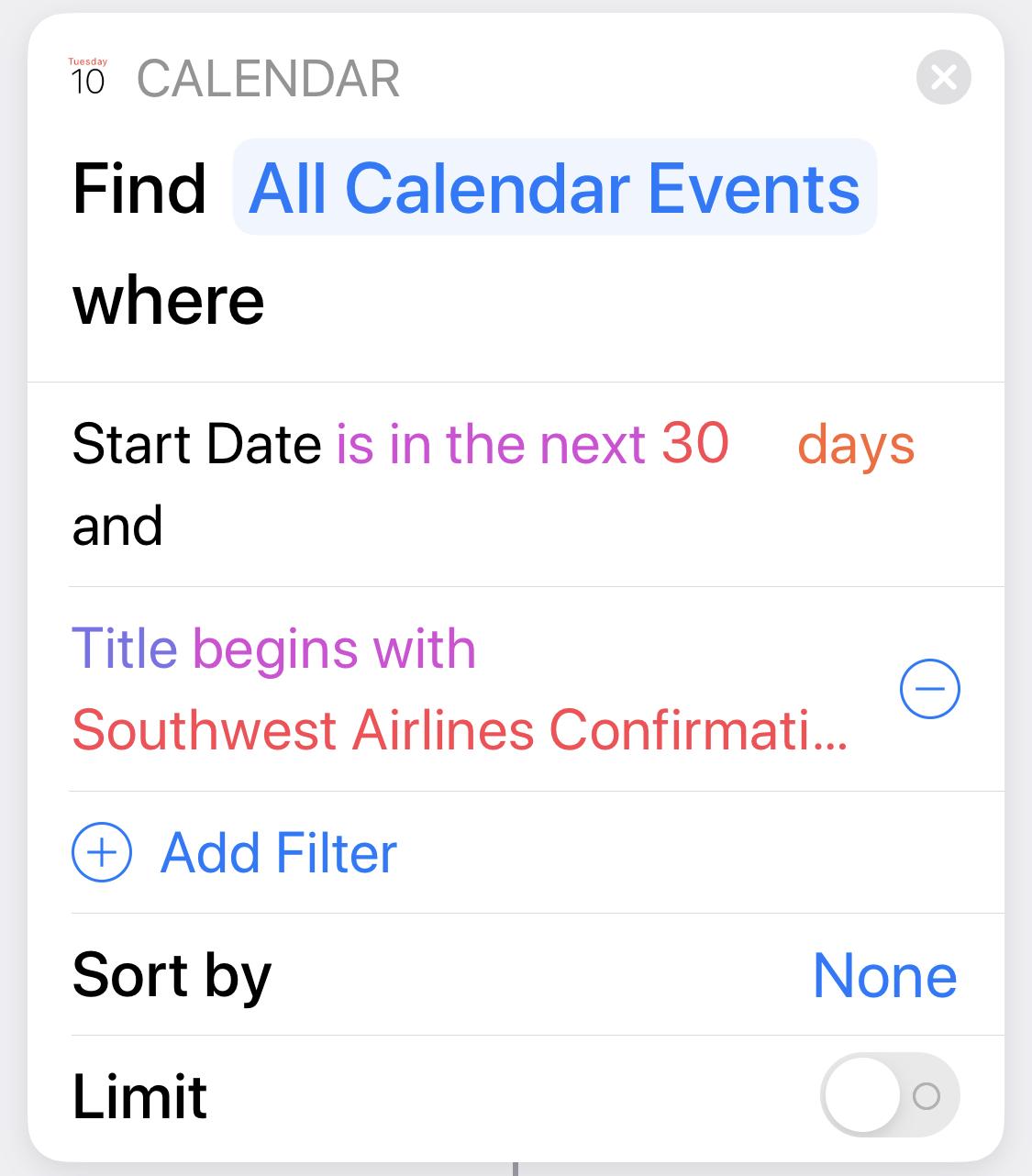 SWA Calendar Fix Step 01