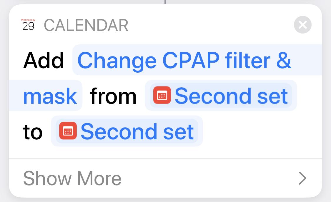 CPAP calendar Step 04