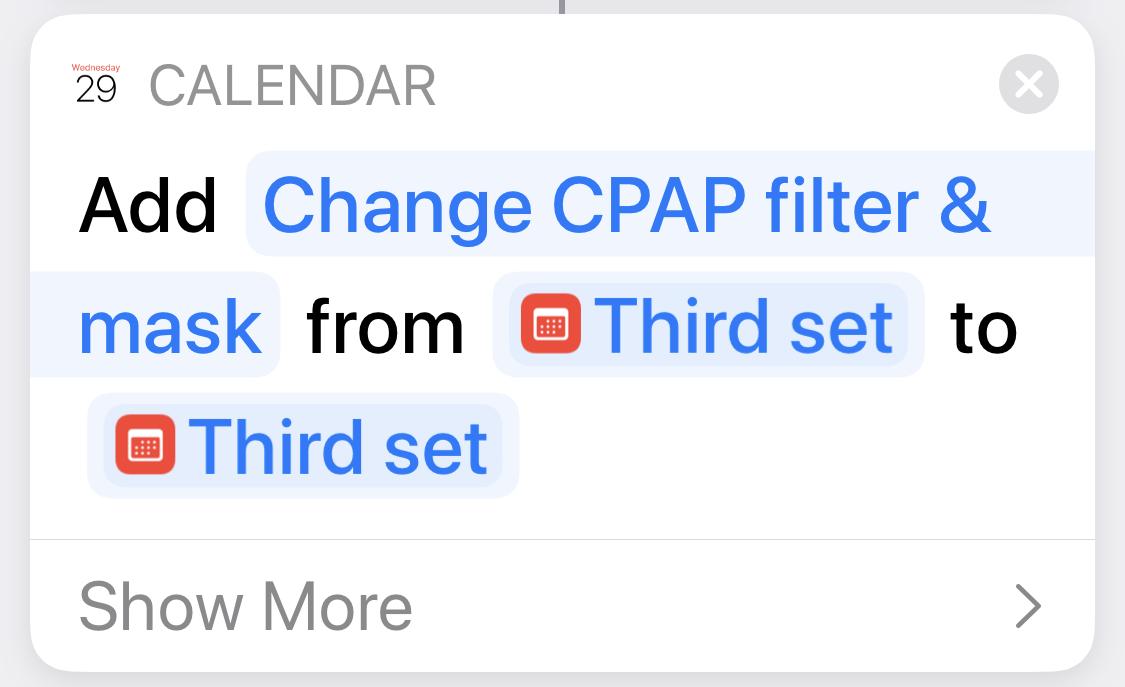 CPAP calendar Step 06