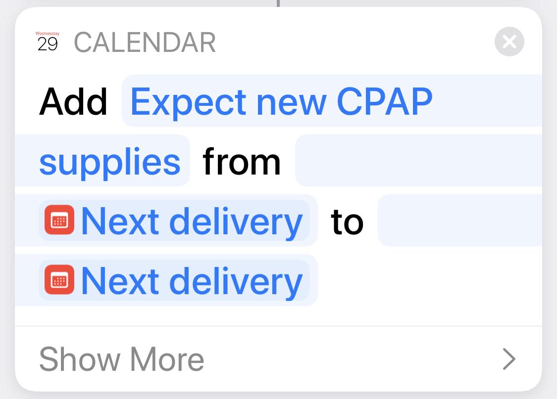 CPAP calendar Step 08