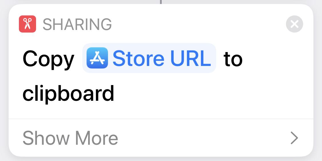 App Store URL Step 04